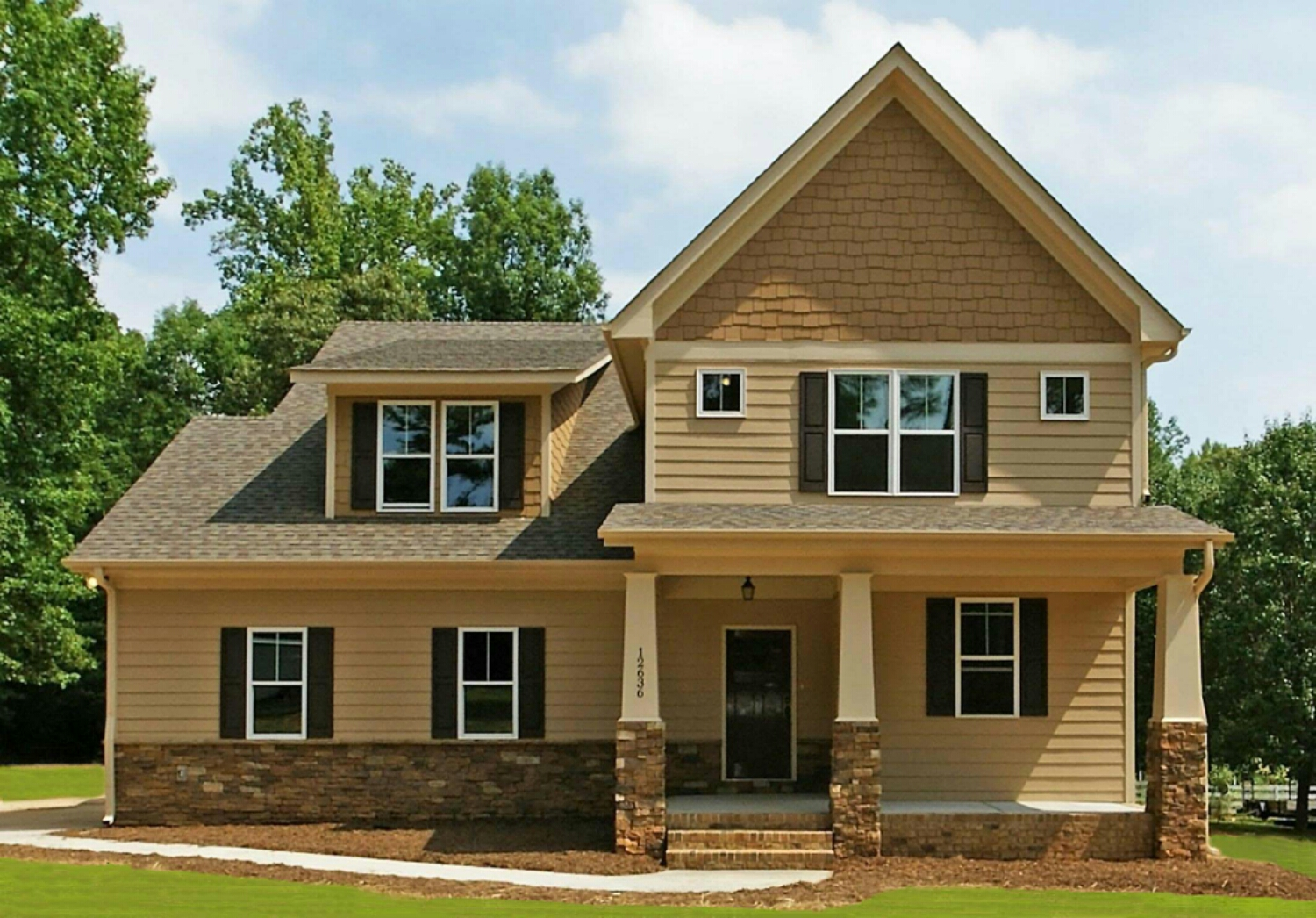 New construction home plans