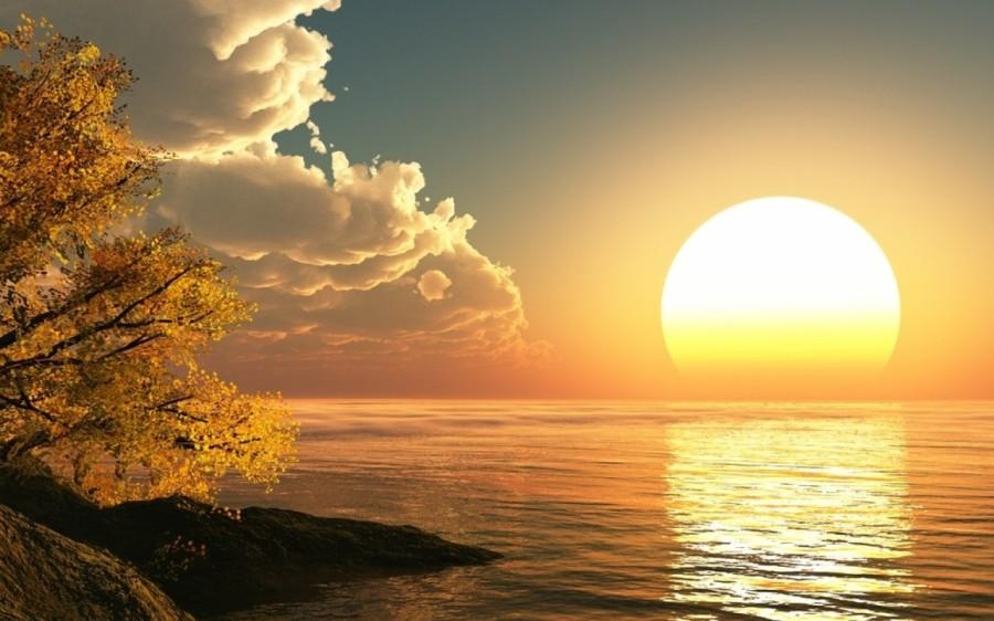 ما معنى طلوع الشمس من جهة الغرب في رؤيا المنام مدونة